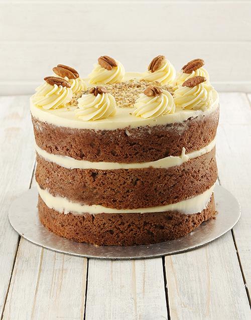 bakery: Carrot Naked Cake 20cm!