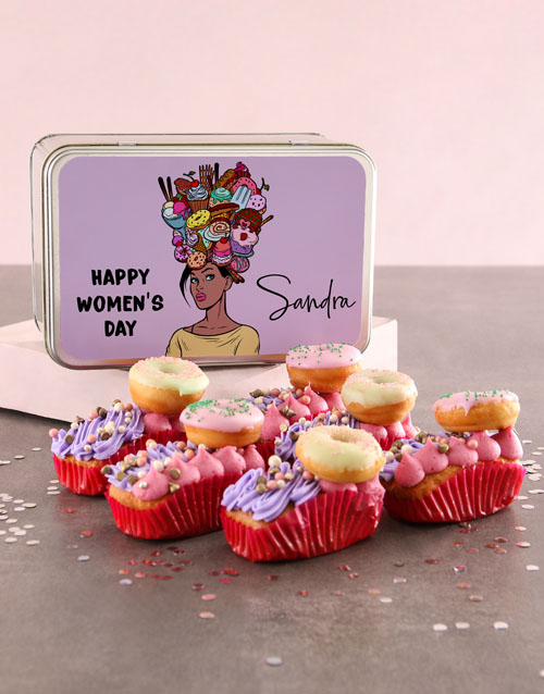 womens-day: Personalised Womens Day Bar Cakes!