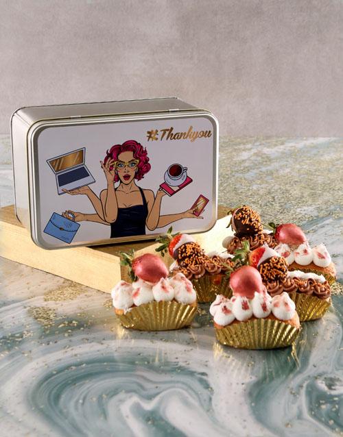secretarys-day: Personalised Secretarys Day Strawberry Bar Cakes!