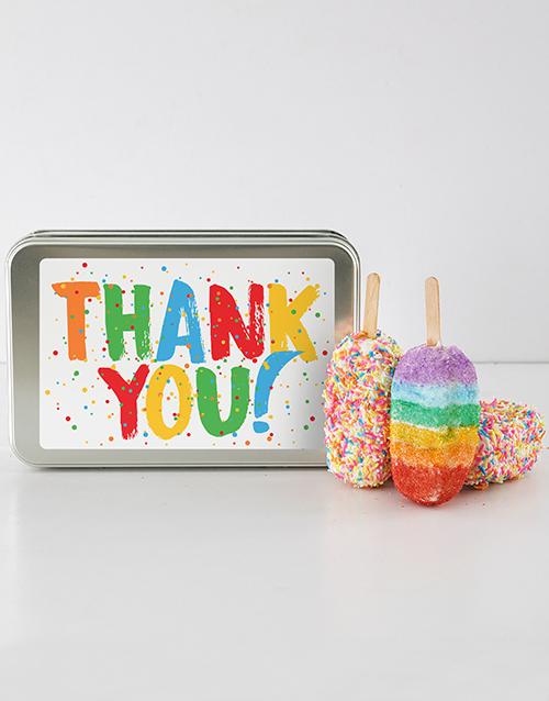 cake-pops: Thank You Cakes On A Stick!