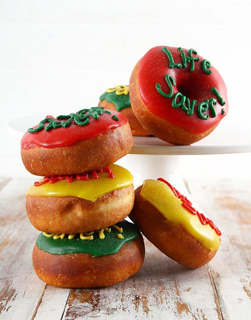 bakery: Life Saver Ring Doughnuts!