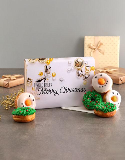 christmas: Christmas Doughnut Special Box!