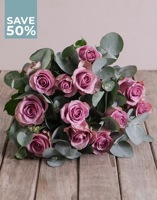 exclusive-specials: Lovely Lilac Roses!