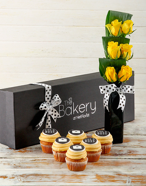 bosses-day: Bosses Day Flour and Flower Box!