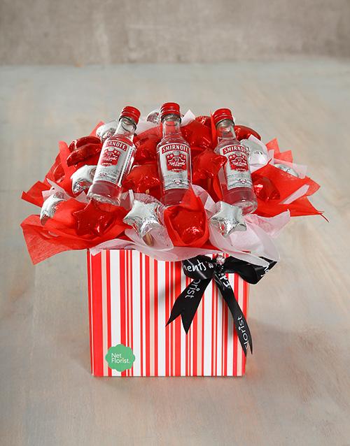 edible-chocolate-arrangements: Red Star Edible Arrangement!