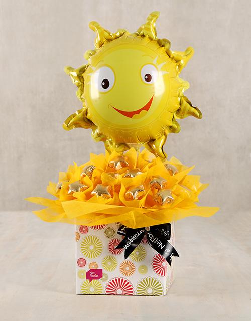 edible-chocolate-arrangements: Sunshine Summer Box!