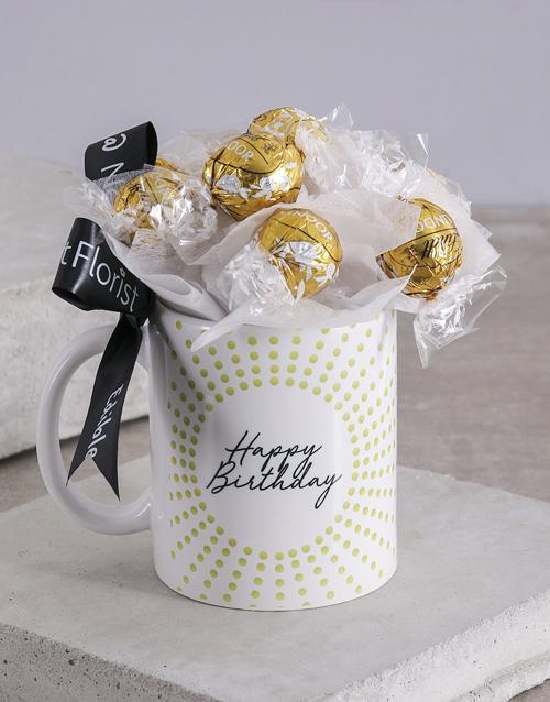 edible-arrangments: Luxurious Chocolate Birthday Arrangement!