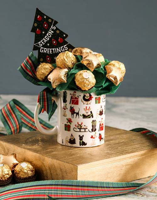 christmas: Festive Temptation In A Mug!