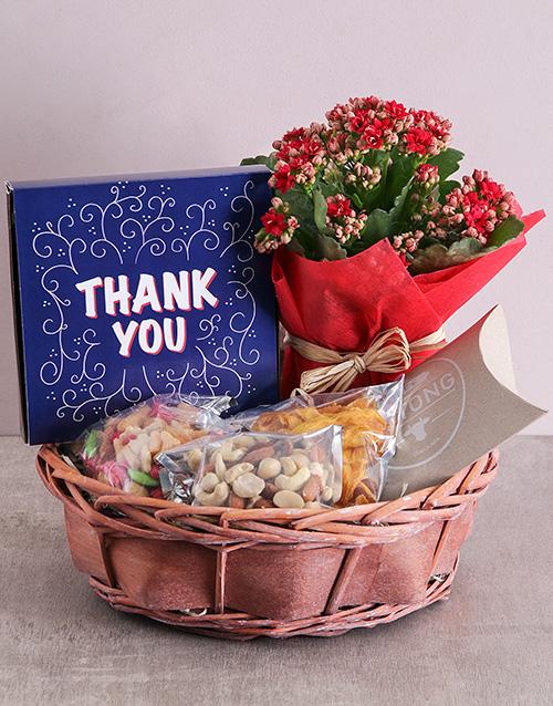 basket: Thank you Snack Basket!