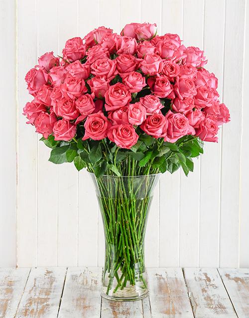 colour: Pink Lady Arrangement!