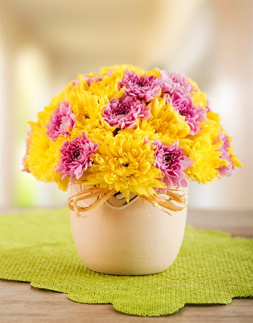 colour: Happy Arrangement!