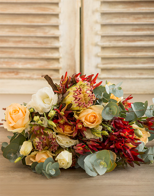 bouquets: Lucky Pony Sunset Safari Bouquet!