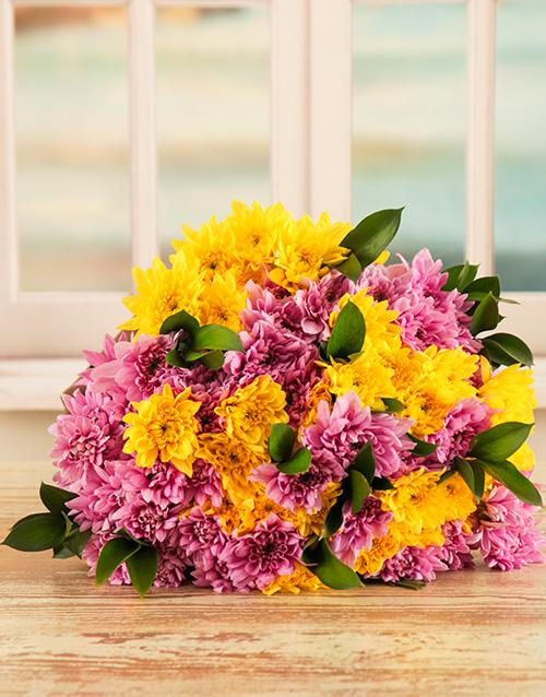 bouquets: As Fresh as a Daisy Bouquet!