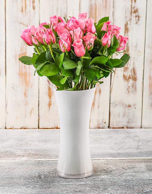colour: Sweet Devotions Rose Arrangement!