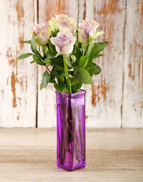 flowers: Precious Light Purple Arrangement in Bulk!