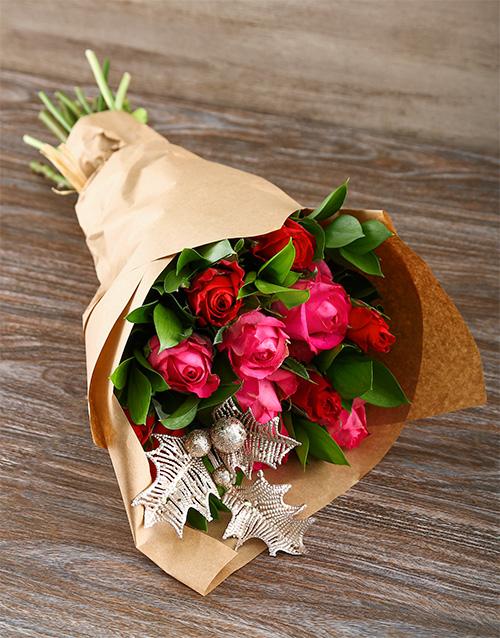 bouquets: Rudolphs Rose Bouquet!