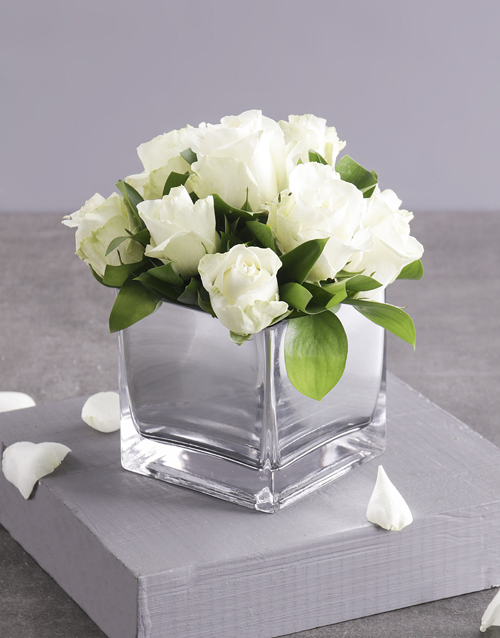 vase: Silver Wonder!