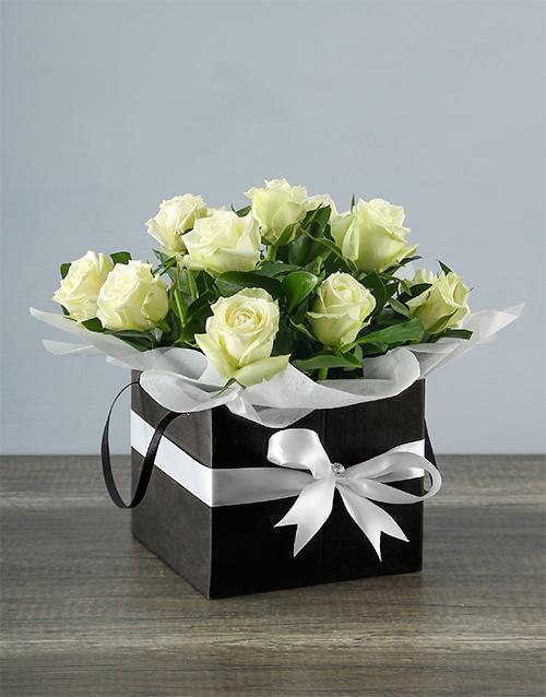 colour: Black and White Boxed Delight!