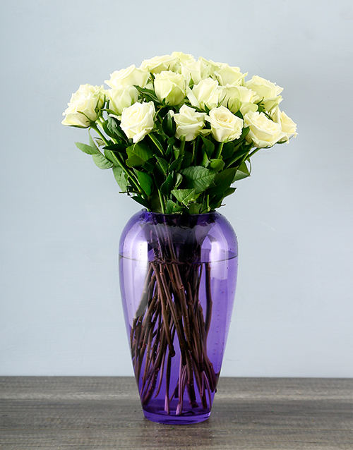 vase: Purple Vase of Purity!