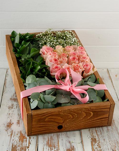 anniversary: Pink Wonder Delux Crate!