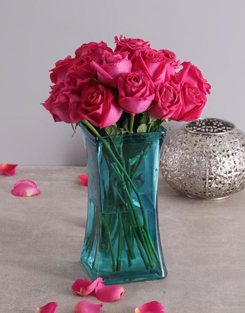 friendship: Captivating Pink Floral Arrangement!