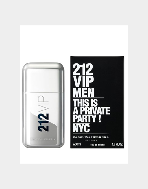 fathers-day: C.H 212 VIP Men 50ml EDT(parallel import)!