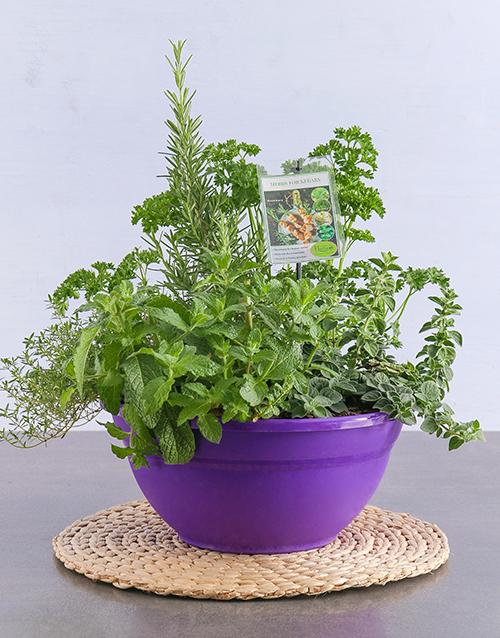 new-years: Bowl Of Kebab Herbs!
