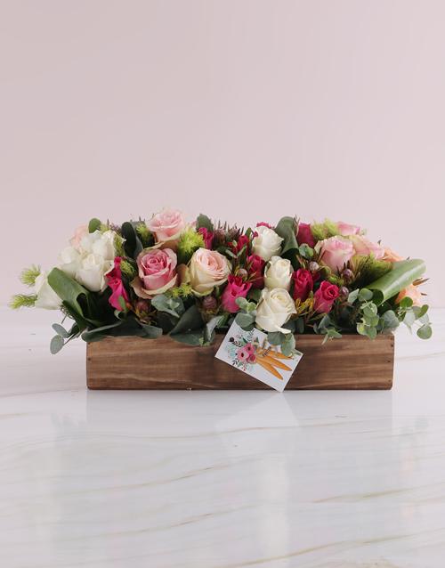friendship: Rose Colour Sensations!