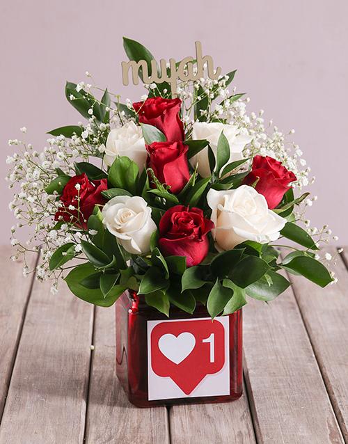 colour: Love Splendor Rose Blossoms!