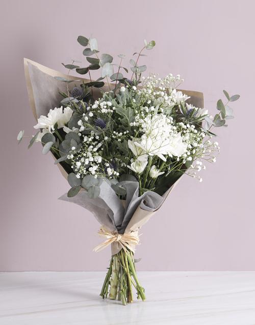 anniversary: Nature In Elegance Bouquet!