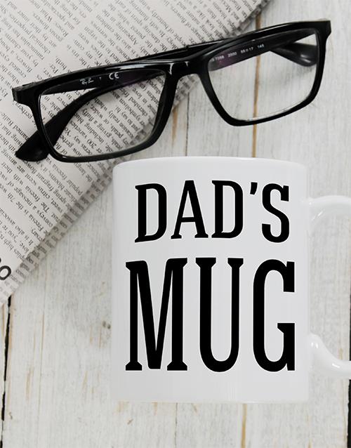 fathers-day: Personalised Dads Mug!