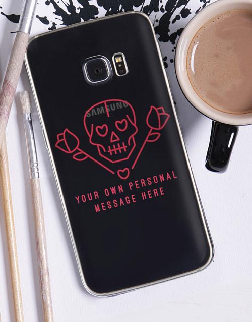 personalised: Personalised Los Muertos Samsung Cover!