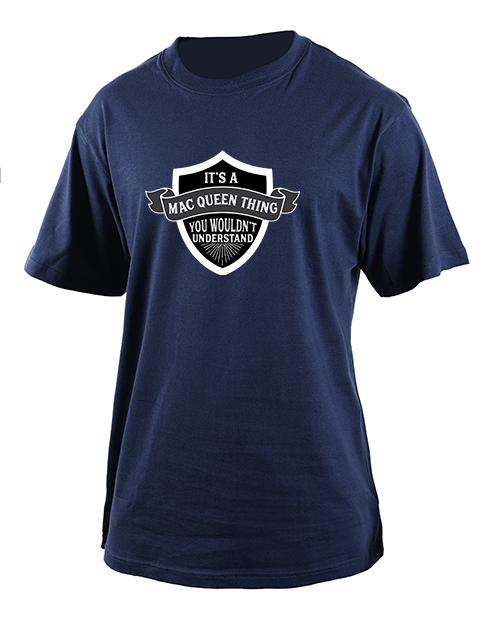 clothing: Personalised Your Thing Mens T Shirt!