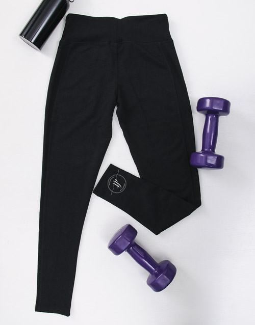 cyber-monday: Personalised Workout Tights With Initials!