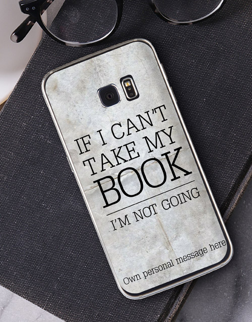 prices: Personalised Bookish Samsung Cover!
