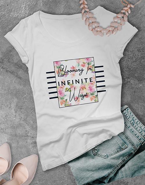 clothing: Inifinite Tshirt!