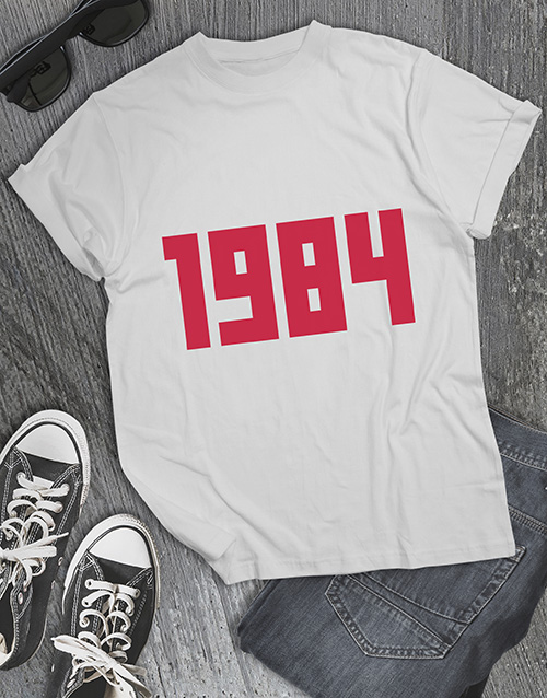 christmas: Personalised Date T Shirt !