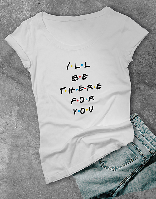 christmas: Personalised Dotted Text Ladies T Shirt!
