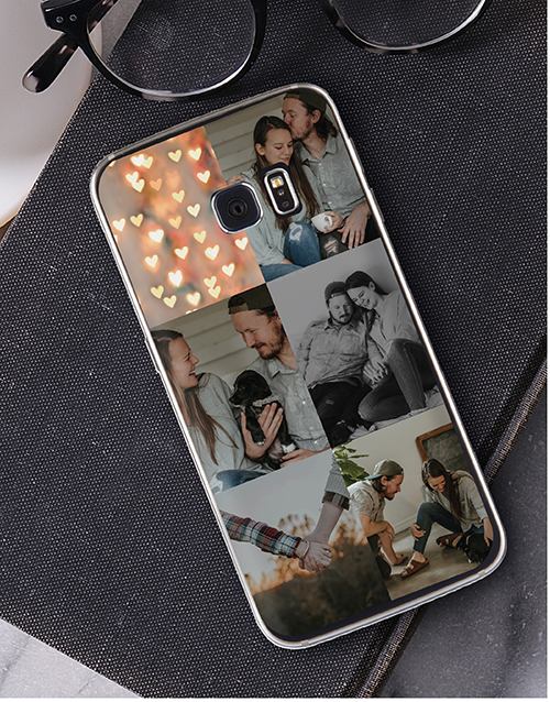 gadgets: Personalised Six Photo Samsung Cover!