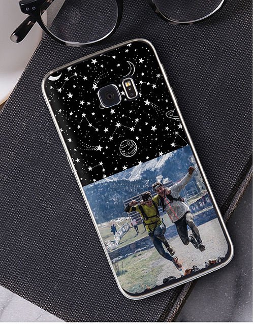 gadgets: Personalised Lunar Photo Samsung Cover!