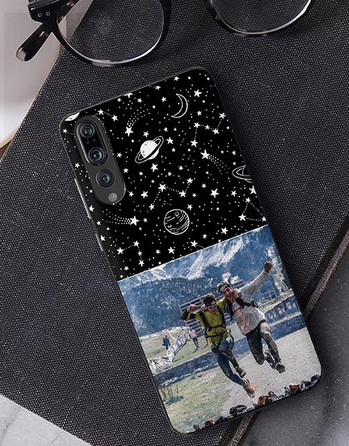 personalised: Personalised Lunar Photo Huawei Cover!