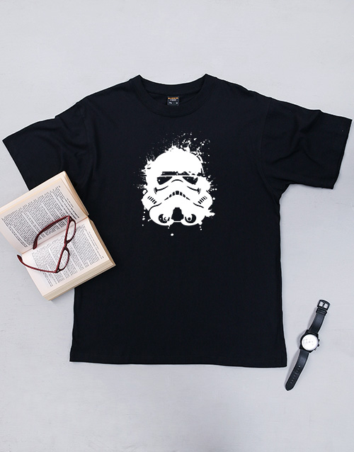 clothing: Personalised Star Wars T Shirt!