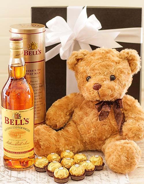 fine-alcohol: Bear Necessities!