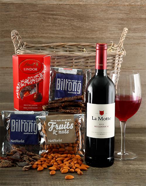 grandparents-day: Wine and Dine Basket!
