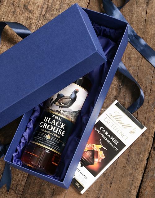 fine-alcohol: Blue Box of Black Grouse!