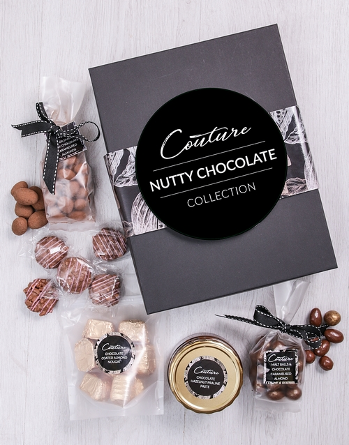 fathers-day: Nutty Couture Hamper!