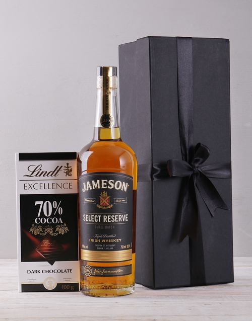 grandparents-day: Black Box of Jameson Select Reserve!