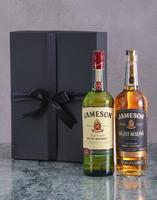 fine-alcohol: Jameson Duo Giftbox!