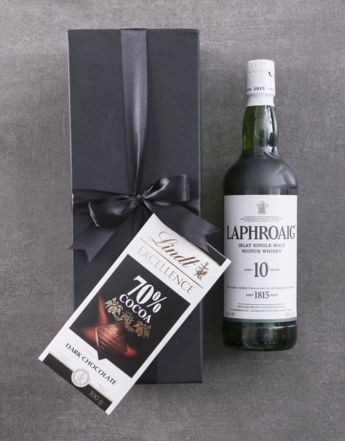 fine-alcohol: Black Box of Laphroaig 10YR!