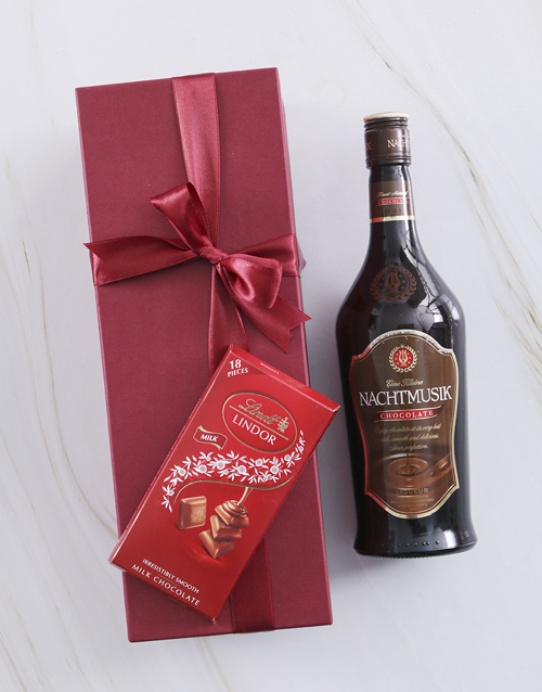 valentines-day: Red Box of Nachtmusik!